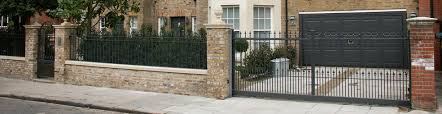 Beautiful Modern House Sliding Gate Design 85 as well as Home
