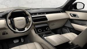 land rover lr4 interior 3rd row 2018 range rover velar features land rover usa
