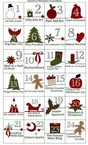 christmas countdown calendar it s playtime christmas countdown on as we grow