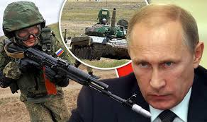 vladimir putin military russia prepares for time of war as putin sends warning to the west