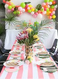tropical tutti frutti birthday birthday themes