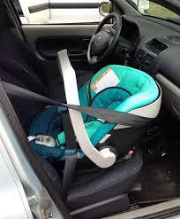 siege auto a l avant bien installer siège coque cosy l securange