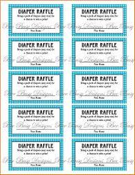 8 free printable raffle ticket template job resumes word