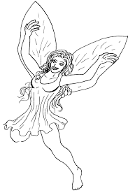 pictures fairy coloring pages 42 additional seasonal