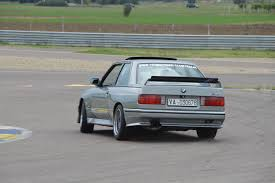 Bmw M3 1980 - bmw m3 e30 action on track powerslides and pure sound youtube