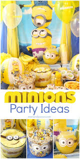 minions party ideas party ideas