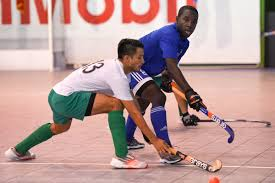 Floor Hockey Pictures by Bar V Mex 5th 6th Place 2017 Indoor Pan American Cup Men