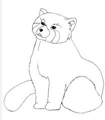 panda bear coloring pages awesome panda bear holding some bamboo