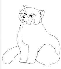 panda bear coloring pages toy animal coloring page stuffed panda