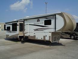 Fifth Wheel Floor Plans Front Living Room by Pre Owned 2012 Thor Redwood 36rl Mount Comfort Rv Youtube