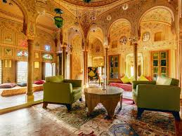 Rajasthani Home Design Plans by Stay Vivaana Culture Hotel Rajasthan Nat Geo Traveller India