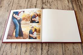 modern wedding guest book kate rick s engagement guest book bend the light