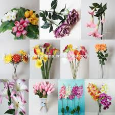 decorative flower real touch phalaenopsis orchid wholesale artificial orchid flowers