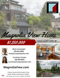 Real Estate For Sale 841 Magnolia View Home Just Listed 1712 31st Ave W U2013 Magnolia View