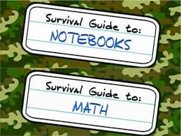 guide to notebooks and math ned u0027s declassified survival