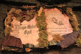 dragon home decor halloween spell book