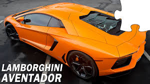 Lamborghini Aventador Engine - lamborghini aventador specs facts and puzzle youtube