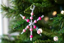 Glitter Christmas Ornaments To Make by 19 Homemade Christmas Ornaments That Kids Can Make Parentmap