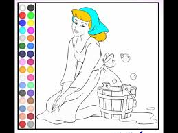 cinderella coloring pages coloring pages girls