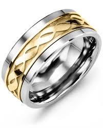 mens infinity wedding band men s infinity design wedding band madani rings