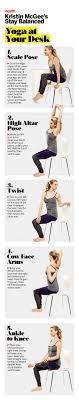 17 best ideas about desk exercises on office workouts 4 advanced yoga poses back straindesk yogachair