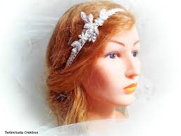 style boheme chic headband pour futures mariées au style bohème chic accessoires