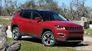 red jeep compass 2017 jeep compass first drive all new compact suv has off road