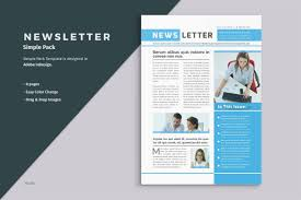 templates for newsletters free business newsletter templates for microsoft word financial