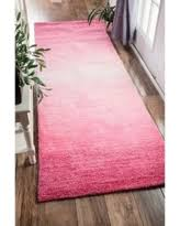 Pink Runner Rug Clay Alder Home Rugs Mats Shopping Specials
