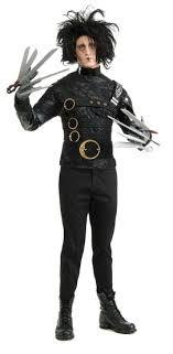 edward scissorhands costume scary edward scissorhands costume mr costumes
