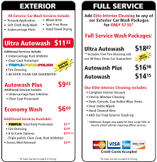 car wash service pottstown auto wash and detail center pottstown auto wash and