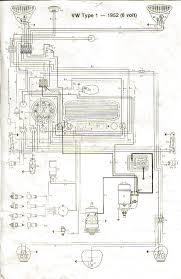 6 best images of 73 vw beetle wiring diagram 6 wiring diagrams