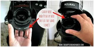 Keurig Descale Light How To Clean A Keurig The Happier Homemaker