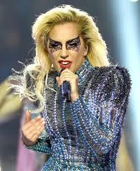 lady gaga u0027s makeup pro breaks down her superbowl beauty look