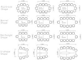 Standard Conference Table Dimensions Awesome Dining Room Tables Sizes Pictures Mywhataburlyweek
