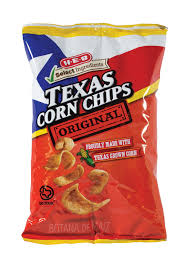 salty snacks chips pretzels popcorn puffs etc calories