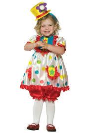 Kids Halloween Clown Costumes Girls Happy Clown Costume Kids Clown Halloween Costumes