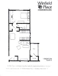 Bedroom Plans One Bedroom House Floor Plans