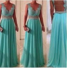 dress long gown prom dress prom dress mint mint dress silver