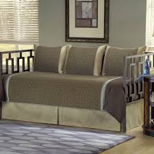 Daybed Mattress Slipcover Bedroom Cozy Daybed Covers With Bed Skirt And Cozy Berber Carpet
