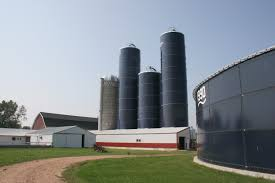 Deep Silo Builder Harvestore Silos Storage Manufacturer Cst Industries
