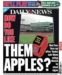 Red Sox Memes - new york and boston tabloids had a whole lot of fun with the red sox
