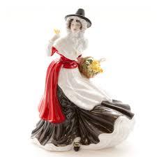 springtime hn5136 royal doulton prestige figurine