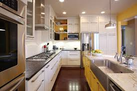 Two Tone Painted Kitchen Cabinet Ideas Two Tone Kitchen Cabinets A Concept Still In Trend
