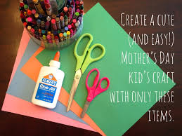 cute and super easy mother u0027s day craft