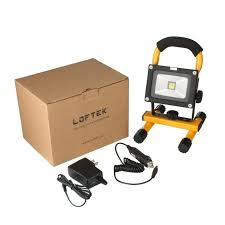 Portable Work Light A Review Of The Loftek Led Portable Work Light G Murphy Power Tools