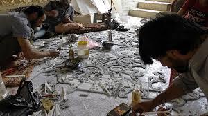 designer teppiche designer teppiche aus marmor mosaik