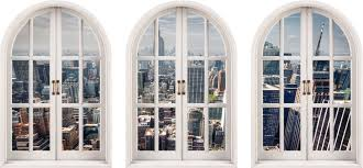 new york city windows caurora com just all about windows and doors 5f4944 huge 3d arched window new york city view wall stickers film mural art new