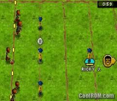 Backyard Football 2002 Backyard Football 2007 Rom Download For Gameboy Advance Gba