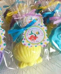 Mermaid Favors For Boys by The Sea Birthday Then Made Dessert Sushi For A